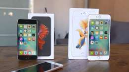 Apple iphone 6s plus 64GB Gold/Space gray Brand new