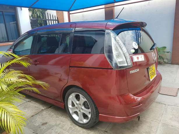 Superb Mazda Premacy.2008 Model Very Clean. Mombasa Island - image 1