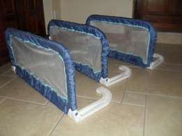 Baby bed side protectors