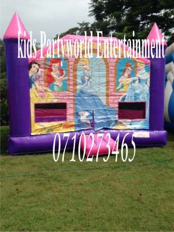 hire bouncy castle,castles,trampoline,tent,chairs,bouncing,jumping for Westlands - image 7