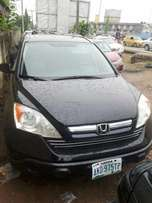 08 Honda CRV (Super Sharp)
