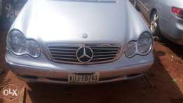 Awoof Clean C 240 Mercedes Benz