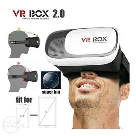VR BOX (3D Glasses) الظهران -  3
