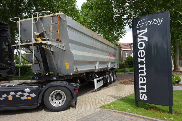 Fliegl DHKS 390 Scrap Tipper 55m3 - 2014