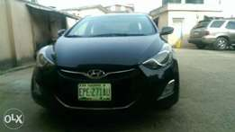 Neat and Low Mileage Black Hyundai Elantra