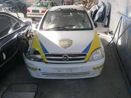 Opel Corsa 1.6i 5spd Manual Stripping for Spares