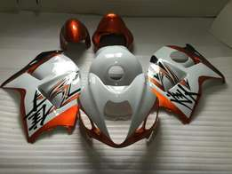 Gsxr 1300 Faring kits plus other parts
