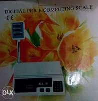 Digital Price Computing Scale*30Kgs**KSh.6500**