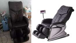 Luxury Reclining Massage Chair - Give Away Price