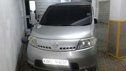 Serious deal Nissan Serena buy and drive