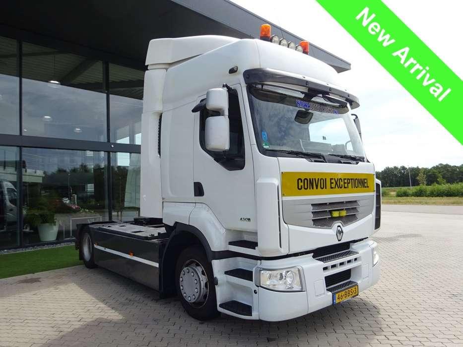Renault PREMIUM 430 EEV Trucktransporter - 2013 - image 3