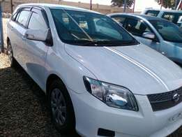 Toyota fielder 2009 model