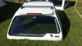 Ford Ranger d/c canopy. Excellent condition.