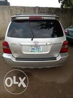 0Sparkling 2005 Toyota Highlander For Urgent Sales