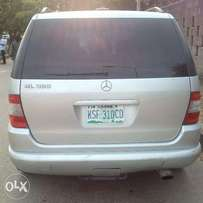 Super Clean 2003 Mercedes Benz ML 320, Perfect Engine and Gear System