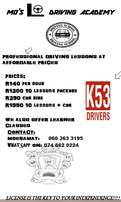 Mo's Driving Academy