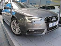 2012 Audi A5 2.0 T Coupe Multitronic