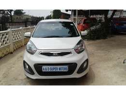 2014 Kia Picanto 1.2 Hatchback Still In A Very Good Condition For Sale