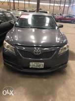 Toyota Camry Spider 2009.Gray color and perfect