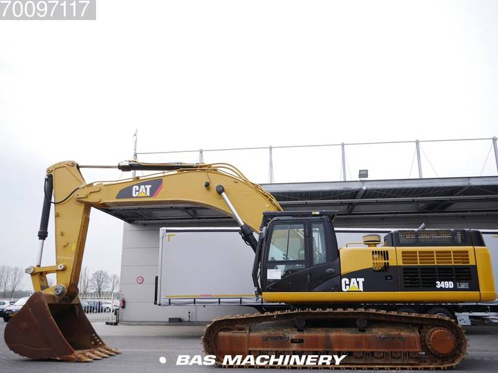 Caterpillar 349D LME Special price - more available - 2014 - image 3