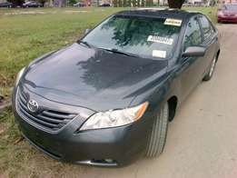 Toks Toyota Camry Gray 2008 XLE