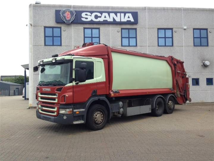 Scania P310 - 2006