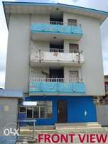 3 Storey Building at Ketu, Along Ikorodu Road, Lagos.