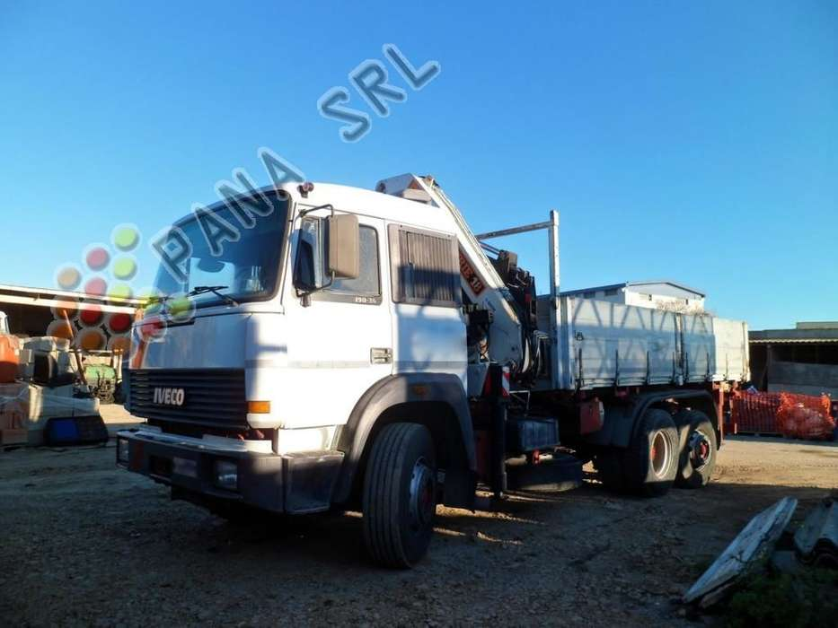 Iveco 190 36 - In Arrivo - 1991