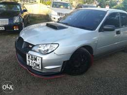 Subaru Impreza WRX 2006 Model In Immaculate condition