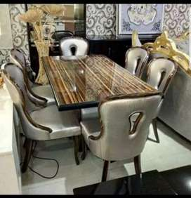 Executive Dining Table Marble