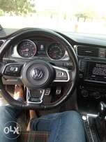 Almost new Golf GTI for sale