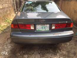 Yr 2000 camry first body perfect condition