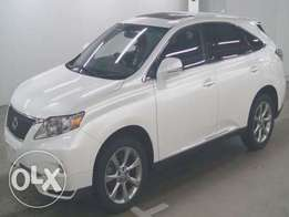 Lexus RX270, For Sale 2010 Asking Price 3,550,000/=o.n.o
