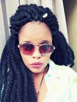 Nigerian afro twist in town for sale, it has different colors, it also