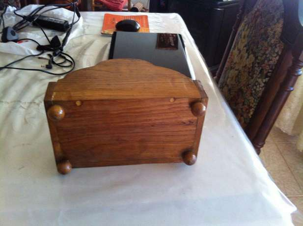Wooden Lamp Stand Sydenham - image 4