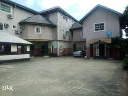 FOR SALE A functional Hotel Sitting on 2 plots of Land at Rumuodara