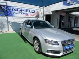 2010 Audi A4 1.8T Ambition Multitronic (B8)