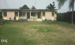 A double flat of two(2)bedroom and three(3)bedroom flat for sale