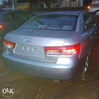 Neatly Sharp Toks Hyundai Sonata 2007