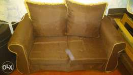 Two seater sofa quick sale