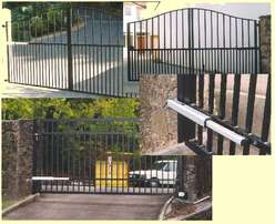Vector 5 Swing gate system