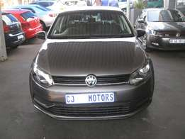 VW Polo 1.2TSI 2017 Model