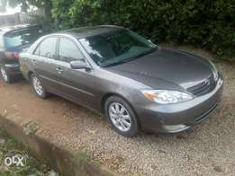 Toyota Camry 2004 Tokunbo