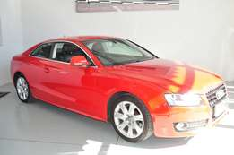 Audi A5 3.0 Tdi Quattro Tip in mint condition and with FSH