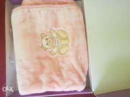 Baby Blanket Pink Colour new