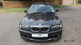 2003 BMW 320i (E46) in good condition