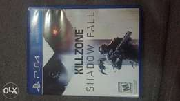Good condition Ps4 Kill zone Shadow fall at a give away price