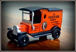 "Matchbox Models of yesteryear Hoover 1912 Ford model ""T"" ."