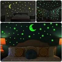 Glow in the Dark wall and Ceiling Decors...