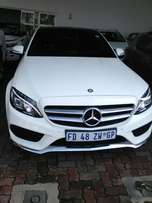 Mercedes Benz C200 MAG 2916 with 14000km for R499950